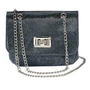 Girls 4-16 Capelli Glitter Crossbody Bag