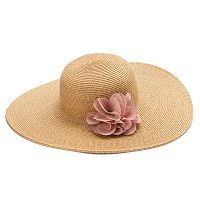 Women's SONOMA Goods for Life™ Floral Floppy Hat
