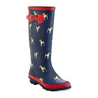 Henry Ferrera Manchester Women's Water-Resistant Rain Boots