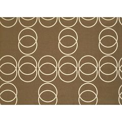 United Weavers Encore Collection Scrolling Circles Reversible Rug