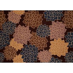 United Weavers Encore Collection Hydrangea Reversible Rug