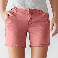 Women's SONOMA Goods for Life™ Chino Shorts