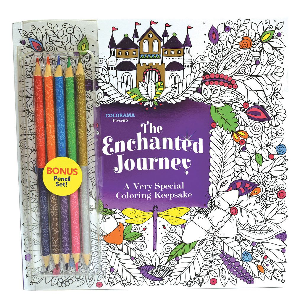 Coloring books for adults kohls -  As Seen On Tv Colorama