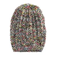 Girls 4-16 Capelli Space-Dyed Slubbed Knit Hat