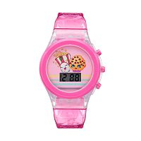 Shopkins Kids' Digital Light-Up Watch