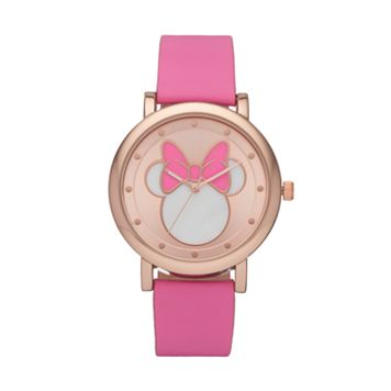 Disney's Minnie Mouse Silhouette Kids' Watch