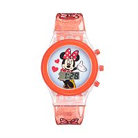 Disney's Minnie Mouse Kids' Digital Light-Up Watch
