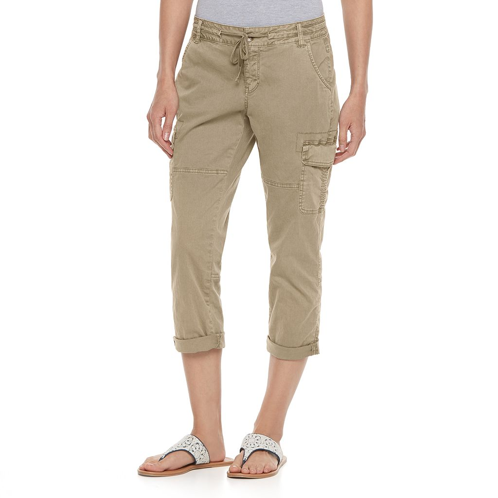 Women's SONOMA Goods for Life™ Utility Capris