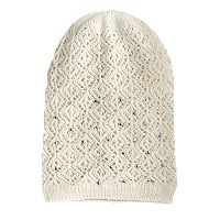Girls 4-16 Capelli Slouchy Sequin Knit Hat