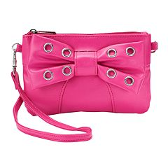 Girls 4-16 Capelli Bow Shoulder Bag