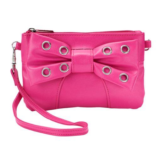 Girls 4-16 Capelli Bow Shoulder Bag