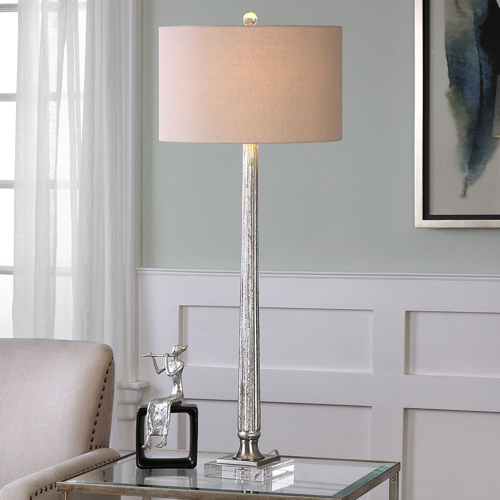 Fiona Mercury Glass Buffet Table Lamp