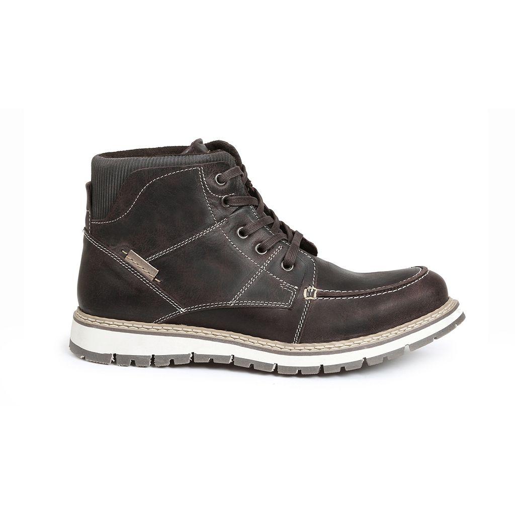GBX Duce Men's Moc-Toe Boots