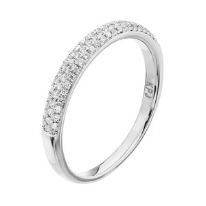 Simply Vera Vera Wang 14k White Gold 1/4 Carat T.W. Diamond Wedding Ring