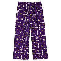 Boys 4-20 Minnesota Vikings Lounge Pants