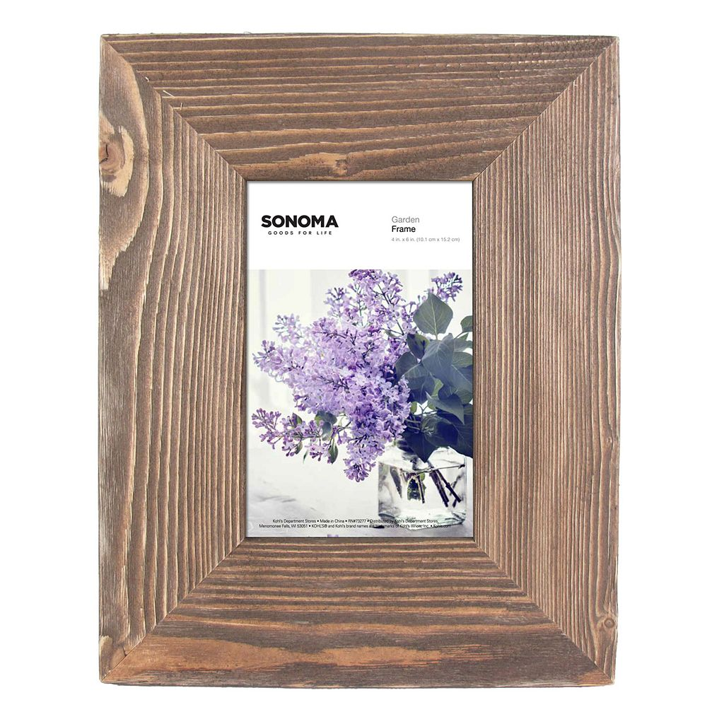 SONOMA Goods for Life™ Farmhouse Wood 4