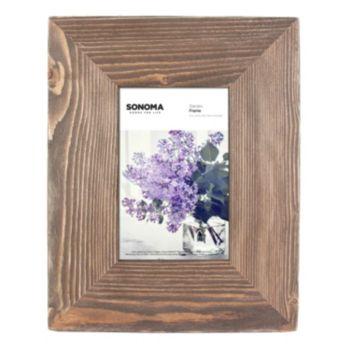 "SONOMA Goods for Life™ Farmhouse Wood 4"" x 6"" Frame"