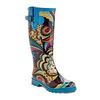 Henry Ferrera Monet Women's Water-Resistant Rain Boots