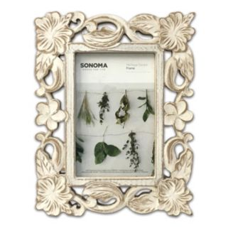 "SONOMA Goods for Life™ Farmhouse Weathered 4"" x 6"" Frame"