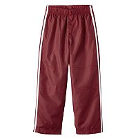 Toddler Boy French Toast Track Pants