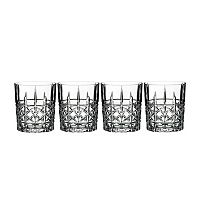 Marquis by Waterford Brady 4-pc. Double Old-Fashioned Crystal Glass Set