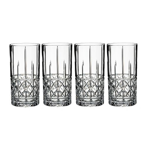 Marquis by Waterford Brady 4-pc. Highball Glass Set