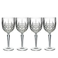 Marquis by Waterford Brady 4 pc Red Wine Glass Set