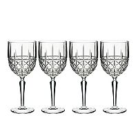 Marquis by Waterford Brady 4 pc White Wine Glass Set