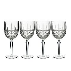 Marquis by Waterford Brady 4-pc. White Wine Glass Set