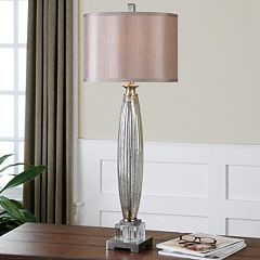 Loredo Mercury Glass Buffet Lamp