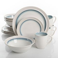 Gibson Home Lawson 16 pc Dinnerware Set