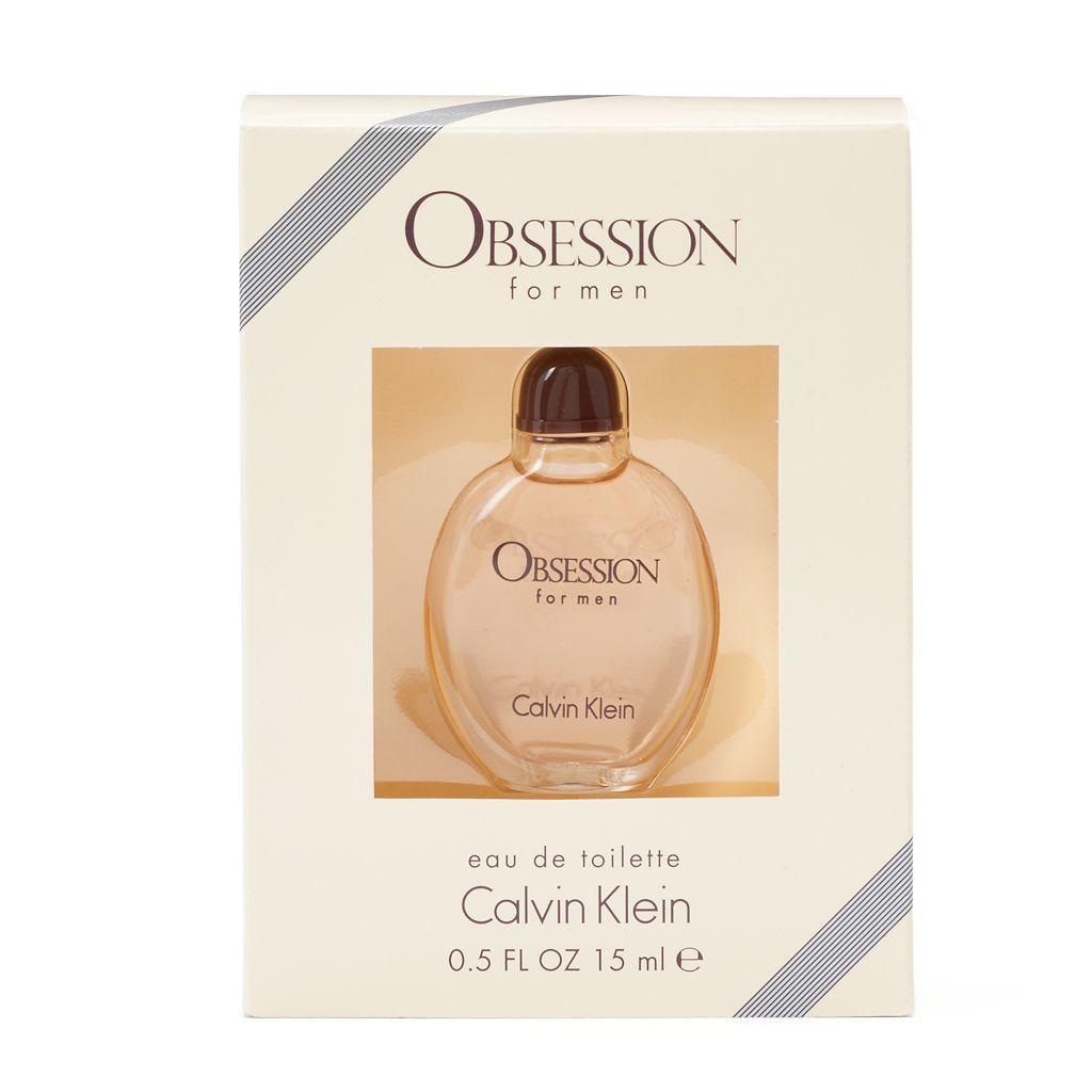 Calvin Klein Obsession Men's Cologne - Eau de Toilette