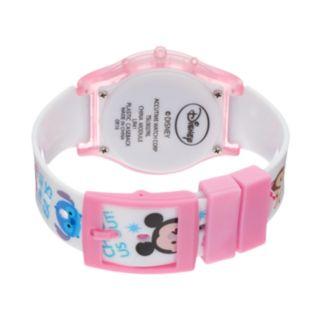 "Disney's Tsum Tsum ""Let's Hang!"" Kids' Digital Light-Up Watch"