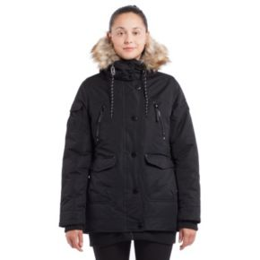 Women's Noize Hooded Mid-Length Parka
