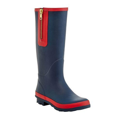 Henry Ferrera Mozart Women's Water-Resistant Rain Boots