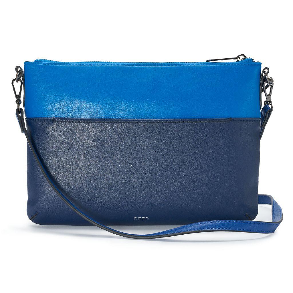REED Flat Crossbody Bag