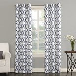The Big One® 2-pack Geometric Decorative Window Curtains
