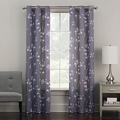 The Big One® 2-pack Floral Decorative Window Curtains