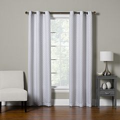 The Big One® Decorative 2-pack Medallion Window Curtain