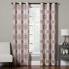 The Big One® Decorative 2-pack Atlantis Window Curtain