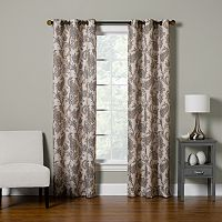 The Big One® 2-pack Floral Paisley Scroll Window Curtain