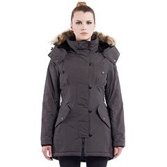 Women's Noize Hooded Midweight Parka