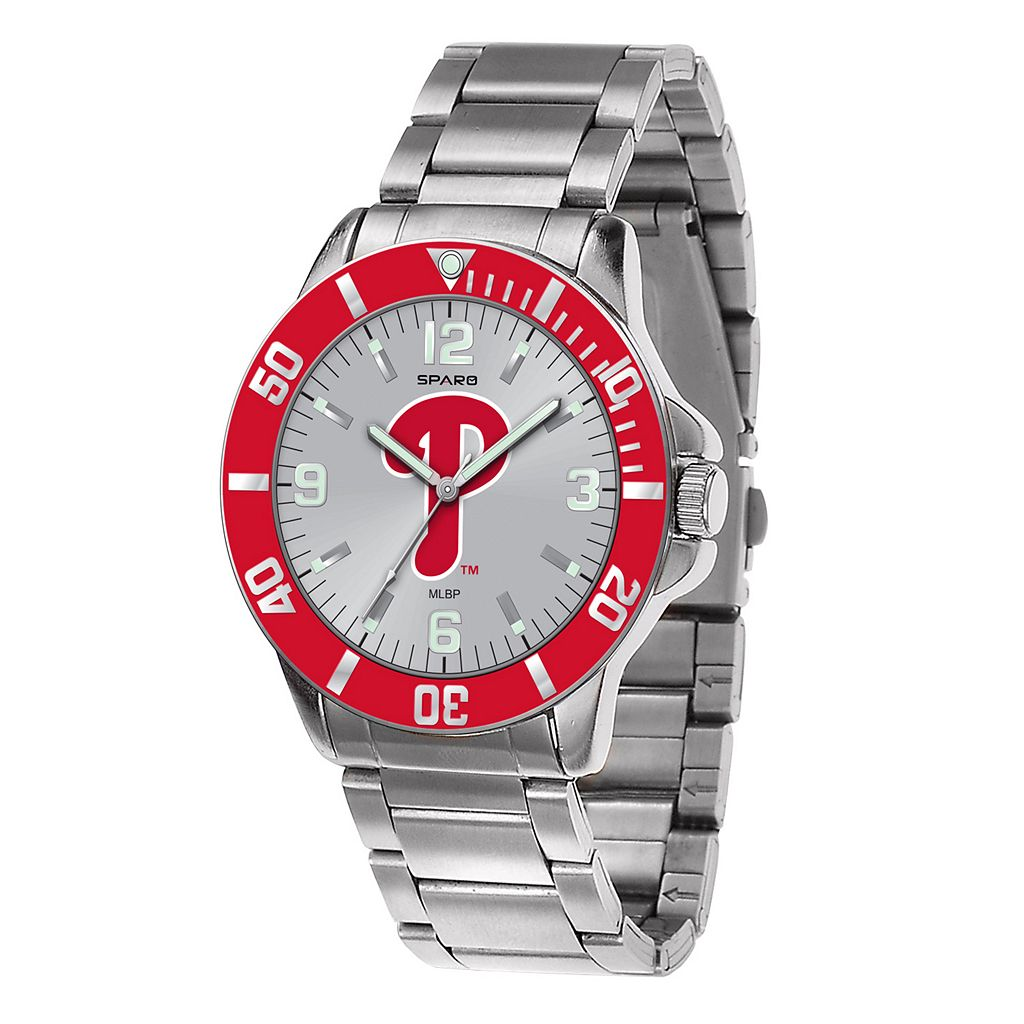 Men's Sparo Philadelphia Phillies Key Watch