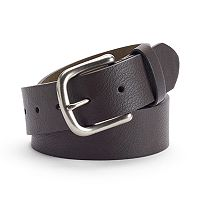 Men's Urban Pipeline® Textured Brown Belt