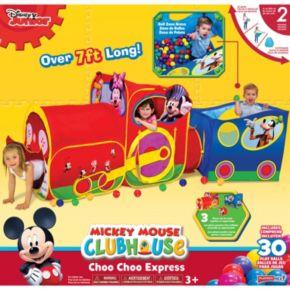 Disney's Mickey Mouse Choo Choo Express Train by Playhut