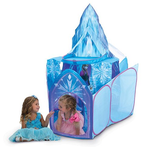 release date: e1608 5fabf Disney's Frozen Elsa's Ice Castle Play Tent by Playhut