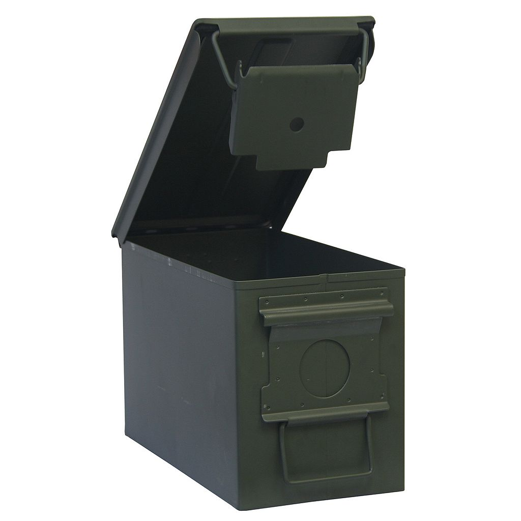 Buffalo Tools Army Style Storage Box
