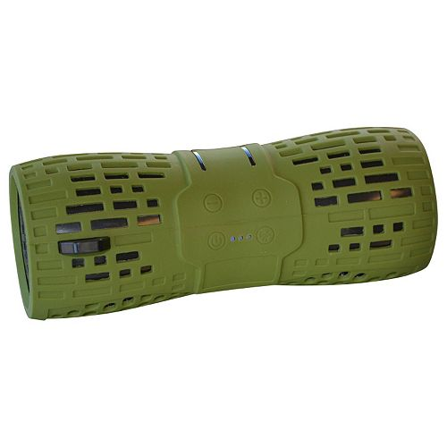 Sportsman Series Portable Water-Resistant Wireless Bluetooth Speaker