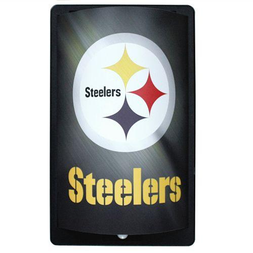 Pittsburgh Steelers MotiGlow Light-Up Sign
