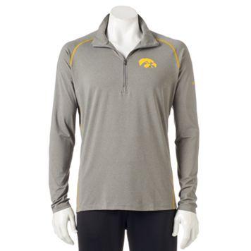 Men's Columbia Iowa Hawkeyes Tuk Mountain Pullover